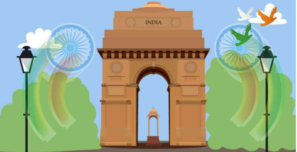 India Gate कब बना था?