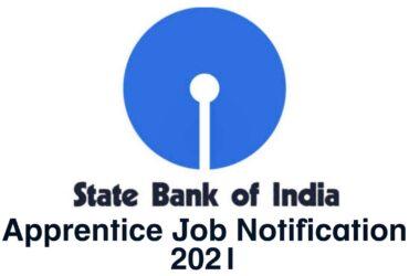 SBI Apprentice Job Notification 2021: 6100 पदों पर भर्ती ऐसे करे अप्लाई